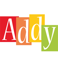 Addy colors logo
