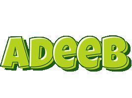 Adeeb summer logo