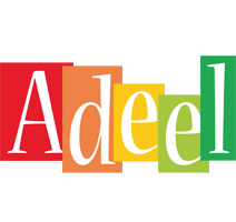 Adeel colors logo