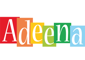 Adeena colors logo