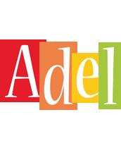 Adel colors logo