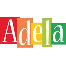 Adela colors logo