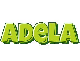 Adela summer logo