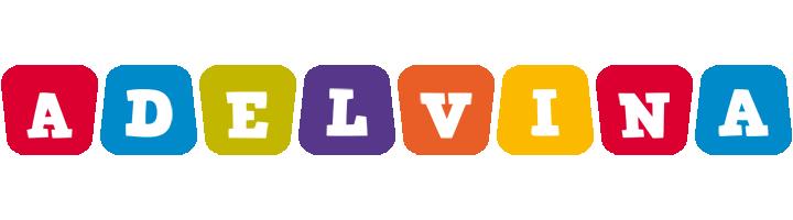 Adelvina kiddo logo
