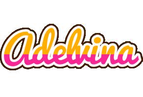 Adelvina smoothie logo