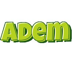 Adem summer logo