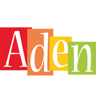 Aden colors logo