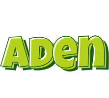 Aden summer logo