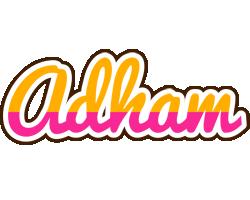 Adham smoothie logo