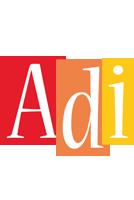 Adi colors logo