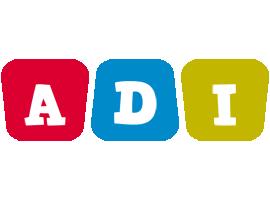 Adi kiddo logo