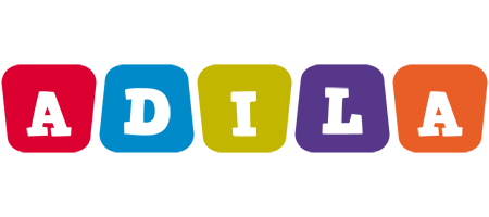 Adila kiddo logo