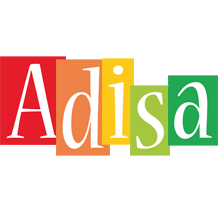 Adisa colors logo