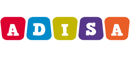 Adisa kiddo logo
