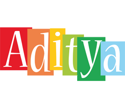 Aditya colors logo
