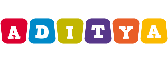 Aditya kiddo logo