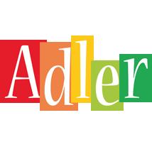 Adler colors logo