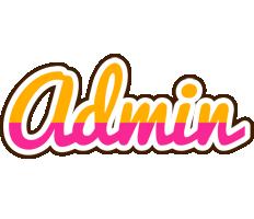 Admin smoothie logo