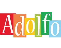 Adolfo colors logo