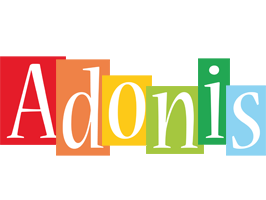 Adonis colors logo