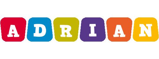 Adrian kiddo logo