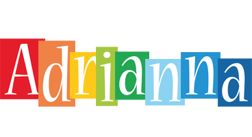 Adrianna colors logo