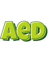 Aed summer logo