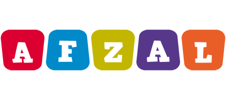 Afzal kiddo logo