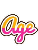 Age smoothie logo
