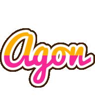 Agon smoothie logo