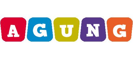 Agung kiddo logo