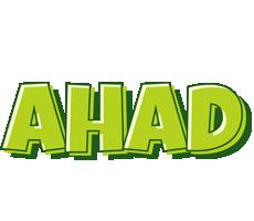 Ahad summer logo