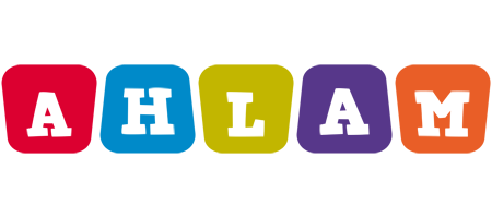 Ahlam kiddo logo