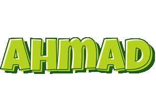 Ahmad summer logo