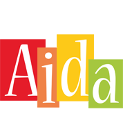 Aida colors logo