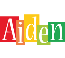 Aiden colors logo