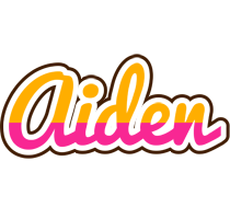 Aiden smoothie logo