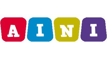 Aini kiddo logo