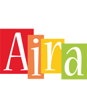 Aira colors logo