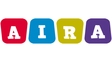 Aira kiddo logo
