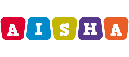 Aisha kiddo logo