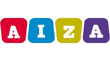 Aiza kiddo logo
