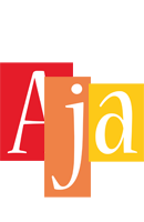 Aja colors logo