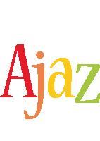 Ajaz birthday logo