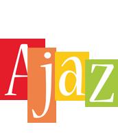 Ajaz colors logo