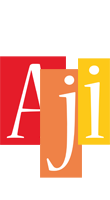 Aji colors logo