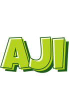 Aji summer logo