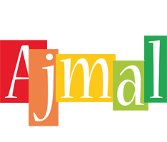 Ajmal colors logo