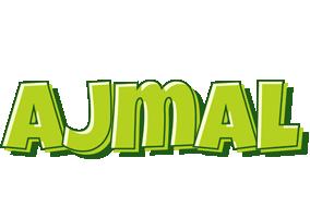 Ajmal summer logo