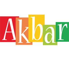 Akbar colors logo